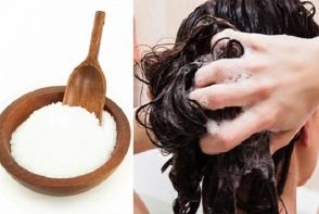 Maseaza-ti scalpul cu sare de mare iar rezultatul te va uimi! Iata la ce ajuta- FOTO