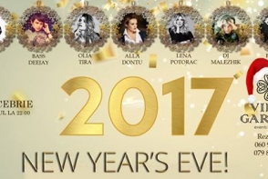 Restaurantul VILLA GARDEN va invita la un Revelion 2017 cum nu ati mai vazut!