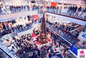 Shopping MallDova in magia sarbatorilor de iarna - VIDEO