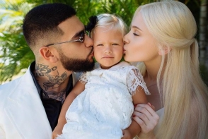 Fetita lui Timati va avea un tatuaj. Iata cand se va intampla - VIDEO