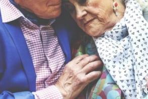 Doi batrani s-au casatorit dupa 60 de ani de relatie! Ce a urmat este foarte trist - FOTO