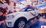 In luna decembrie fa cumparaturi la Shopping Malldova si castiga o masina Hyundai Creta 2016 - VIDEO