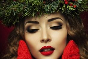 Ai ales sa-ti faci buzele rosii de Craciun? Iata ce trebuie sa stii - FOTO