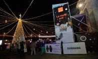 Sarbatorile inspira in Oraselul de poveste Orange