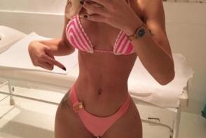 A fost un barbat simpatic, iar acum este o femeie superba! Brazilianca cu cel mai sexy trup - FOTO