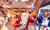 Clinchete de clopotei si zambete de copil la Shopping MallDova