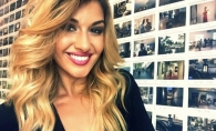 Alina Eremia, rasfatata cu peste 21.000 like-uri in doar cateva ore. Vezi cat de pasional a pozat - FOTO
