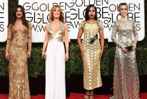 Globurile de Aur 2017: cele mai spectaculoase aparitii de pe covorul rosu - FOTO