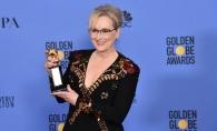 Vedetele o apara pe Meryl Streep dupa ce a fost jignita de Trump