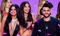 Selena Gomez si The Weeknd, surprinsi sarutandu-se pasional! Uite cat de indragostita este ea - FOTO