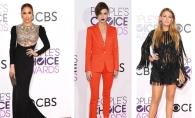 People's Choice Awards 2017: Ce au purtat vedetele pe covorul rosu - FOTO