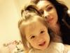 Ekaterina Filat, fetita Angelei Gonta,  poze de mii de like-uri - FOTO