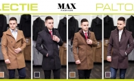 Paltoanele pentru barbati sunt un must have al sezonului. Max Fashion iti ofera o varietate larga de imbracaminte - VIDEO