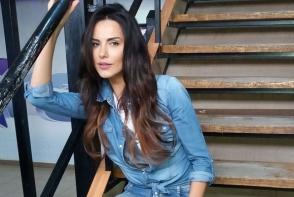 Iata motivul pentru care Stefan Banica Jr. este topit dupa ea! Uite cat de bine arata Lavinia Pirva la sala - FOTO