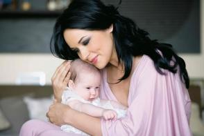 Fiica Andreei Marin este grav bolnava. Vedeta a chemat de doua ori Salvarea - FOTO