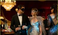 Imagini noi din Fifty Shades Darker. Iata in ce ipostaze au fost surprinsi Anastasia Steele si Christian Grey