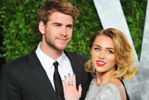 Miley Cirus si-a transformat iubitul in femeie. Poza care i-a amuzat pe internauti - FOTO