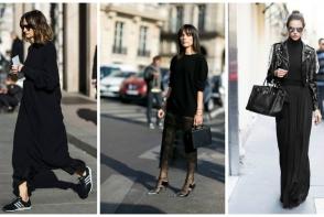 Ai in garderoba o rochie neagra si nu stii cum sa o accesorizezi?  Iata cinci moduri de a-ti transforma tinutele cu ajutorul unei rochii negre - FOTO