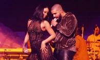 Dragoste cu nabadai la Hollywood! Rihanna si Drake, iubire cu scandaluri si batai -  FOTO