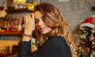Anastasia Fotachi, cu lenjeria la vedere. Miss Bikini si-a aratat chiloteii pe Instagram - FOTO