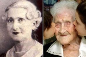 Frantuzoaica Jeanne Louise Calment a ajuns la 120 de ani. Care este secretul longevitatii - FOTO