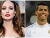 Angelina Jolie l-a uitat pe Brad Pitt? Cel mai nou cuplu, Angelina Jolie si Cristiano Ronaldo face ravagii