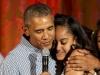 Nu mai este un copil! Fiica lui Obama, intr-o tinuta extrem de indrazneata pe strazile New York-ului - FOTO