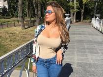 Kim Kardashian de Rusia, data de gol. Cum arata inainte de operatii - FOTO