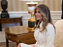 De ce Melaniei ii este teama de Donald Trump. Are legatura cu felul presedintelui SUA de a fi - FOTO/VIDEO