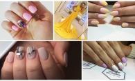 Vrei sa fii plina de splendoare de ziua femeii? Nail artistul, Elena Sestacova te surprinde frumos cu noi modele de manichiura - FOTO