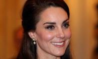 Kate Middleton a stralucit la propriu la un eveniment monden. Este una din cele mai frumoase tinute - FOTO