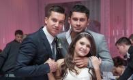 Sora lui Dan Balan, Sanda, si-a sarbatorit ziua de nastere in unul din cele mai luxoase restaurante din lume. Iata unde a mers - FOTO