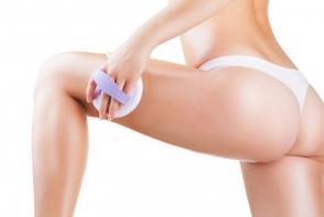 Sportul, dieta si masajul te scapa de celulita! Cum trebuie sa faci ca sa ai rezultate bune mult mai rapid - FOTO