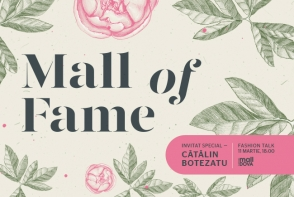 """Cadou de primavara de la Shopping MallDova: o noua editie """"Mall of Fame"""""""