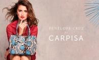 Cel mai cautat brand italienesc de genti si accesorii pentru femei, Carpisa, este acum si la Chisinau - VIDEO
