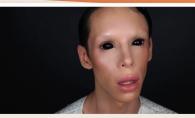 A cheltuit peste 50.000$ pentru a se transforma intr-un extraterestru asexuat. Cat e de schimbat dupa interventii - FOTO
