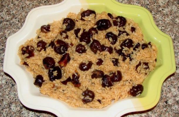Cum sa prepari cel mai bun orez cu prune uscate