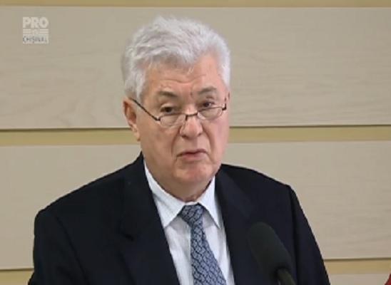 """Vladimir Voronin: """"Trecerea la sistemul electoral majoritar va agrava problemele existente si va da nastere unor probleme noi. Mituirea alegatorilor si a deputatilor alesi va putea fi facuta mult mai usor"""" - VIDEO"""