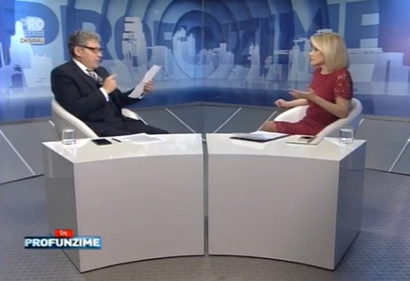 Emisiunea InPROfunzime cu Lorena Bogza. Invitat: Liderul PL, Mihai Ghimpu
