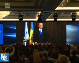 Congres de partid, fara ... lider de partid. Dat in cautate internationala de autoritatile de la Chisinau, Renato Usatii si-a facut simtita prezenta prin Skype - VIDEO