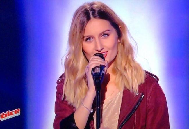 Lidia Isac a reusit sa-i cucereasca pe francezi si este prima moldoveanca care a ajuns la Voice of France - VIDEO