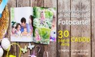 De Pasti, ofera celor dragi o fotocarte unica cu cele mai frumoase amintiri! Acum si cu 30 pagini extra cadou - FOTO