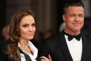 Angelina Jolie si Brad Pitt s-au impacat! Vezi ce colaborare profitabila  au inceput