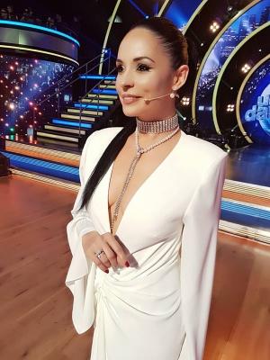 Andreea Marin, aparitie se Zana la