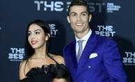 Nu se poate dezlipi de ea! Cristiano Ronaldo, mai indragostit ca oricand - FOTO