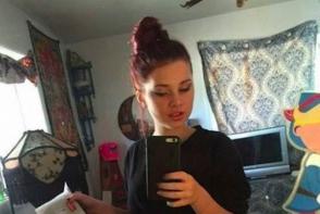 Fiica ei de 14 ani disparuse de jumatate de an. Mama a ramas socata cand a descoperit poza ei pe Facebook - FOTO