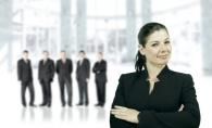 Studiul care le da fiori barbatilor: femeile sunt mai bune de sefe