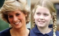 Ea e cea mai frumoasa nepoata a Printesei Diana. Cat de bine arata acum Lady Kitty Spencer - FOTO