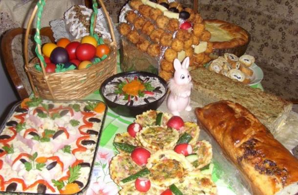 3 aperitive perfecte pentru masa de Paste