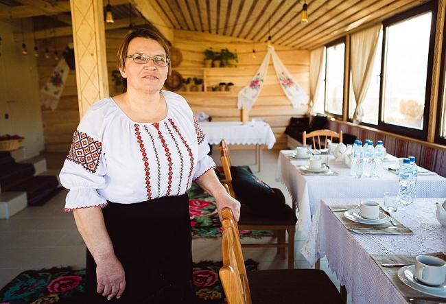 Si-a transformat casa parinteasca intr-o pensiune turistica. Afla mai multe despre afacerea unei doamne din Orhei - VIDEO